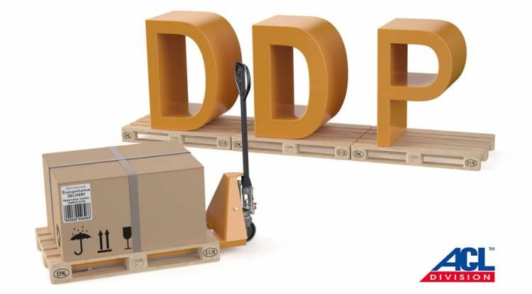 Импорт в ЕС на условиях DDP